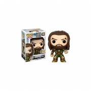 Funko Pop Aquaman With Motherbox Sdcc 2017 Sticker Comic Con