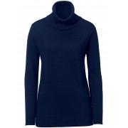 Peter Hahn Rollkragen-Pullover Modell TAMARA Peter Hahn blau