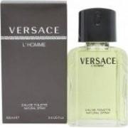 Versace L'Homme Eau De Toilette 100ml Spray