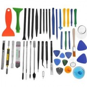 DIY Crafts 45 pcs Mobile Repair Screwdriver Opening Tools Kit Set for Phone Notebook PC Lot Universal Mobiles & Accessories Mobile Cell Phone