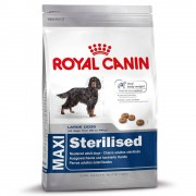 Royal Canin Maxi Adult Sterilised - Pack % - 2 x 9 kg