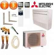MITSUBISHI ELECTRIC Pack Climatisation Console Double Flux Mitsubishi MFZ-KJ25VE
