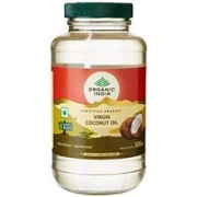 Ulei de Cocos Virgin Presat la Rece Bio 500ml Organic India