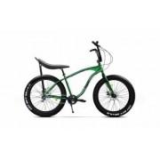 Bicicleta Pegas Cutezator EV banana 7 viteze Verde Smarald