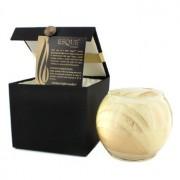 Esque Polished Globe Candle - Ivory 4 inch Esque Lumânare cu Vas Rotund Şlefuit - Ivory