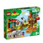 Конструктор Лего Дупло - Тропически остров, LEGO DUPLO Town, 10906