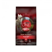 Purina ONE SmartBlend True Instinct with Real Beef & Sweet Potato Grain-Free Dry Dog Food, 3-lb bag