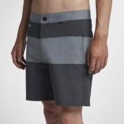 Walkshort Hurley Transit 45,5 cm pour Homme - Noir