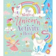The Magical Unicorn Activity Book, Paperback/Sam Loman
