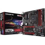 Gigabyte GA-AX370M-Gaming 3 Socket AM4 AMD X370 micro ATX