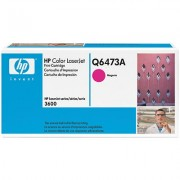 HP Color LaserJet 3600 Print Cartridge, magenta (Q6473A)