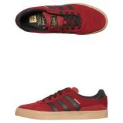 Adidas Originals Busenitz Vulc Shoe Red