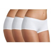 Sloggi Sensual Fresh Short Vit 36 3-Pack