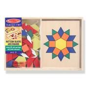 Sabloane si forme geometrice din lemn