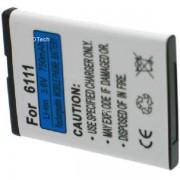 Otech Batterie de téléphone portable pour NOKIA 6111 / BL-4B 3.6V Li-Ion 700mAh