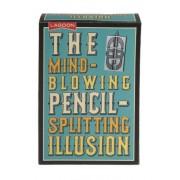Mind-Blowing Pencil Illusion Splitting