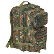 Brandit US Cooper Lasercut L Backpack Green One Size
