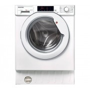 Hoover HBWM84TAHC Integrated 8kg 1400 Spin Washing Machine - White