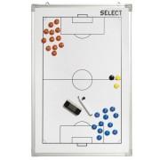 tactic bord Select tactică bord alu fotbal alb