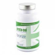 On Group Ltd Proto-Col Bronze - Integratore Naturale Per Abbronzatura - Confezione Con 120 Capsule