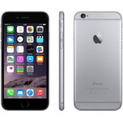 Apple iPhone 6 128GB Svart/Grå