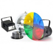 BeamZ Disco light set