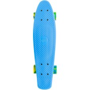 Streetsurfing Skateboard beach blue