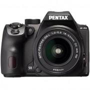 Pentax K-70 hus svart + HD DA 18-50/4-5,6 DC WR RE