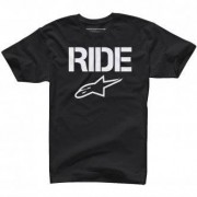 ALPINESTARS Camiseta Alpinestars Ride Solid Black