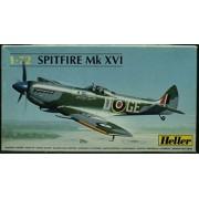 Heller 1:72 Spitfire Mk XVI Model Kit #80282