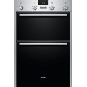 Siemens HB43MB520B Double Built In Electric Oven - Stainless Steel