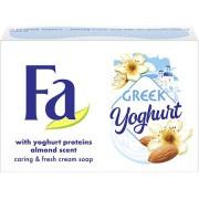 Set Sapun Fa Greek Yoghurt, 90g - 4 buc