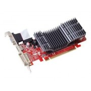 ASUS EAH4350 SILENT/DI/512MD2(LP) - Carte graphique - Radeon HD 4350 - 512 Mo DDR2 - PCIe 2.0 x16 faible encombrement - DVI, D-Sub, HDMI