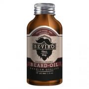 BE-VIRO Pečující olej na vousy s vůní cedru, bergamotu a borovice (Beard Oil) 200 ml