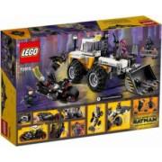 LEGO BATMAN - EXCAVATORUL DUBLU A LUI TWO-FACE 70915