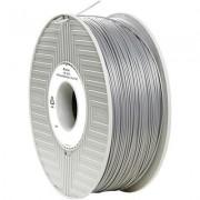 3D nyomtató szál Verbatim 55275 PLA műanyag 1.75 mm Ezüstmetál (matt) 1 kg (1413040)
