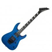 Jackson JS32 Q Dinky DKA AH Transparent Blue