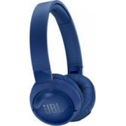 Casti audio On-ear JBL Tune 600 Active Noise Cancelling Wireless Bluetooth Pure Bass Sound Hands-free Call 22H Albastru