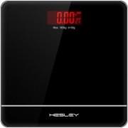 HESLEY Digital Weighing Scale /Weighing Machine - Elegant Black Weighing Scale(Black)