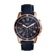 メンズ FOSSIL GRANT SPORT 腕時計 ダークブルー