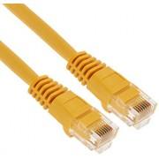 Vanco C5E-7YL Cable de Red (categoría 5E, 2 m), Color Amarillo