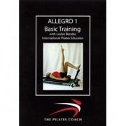Sissel DVD Pilates Coach Allegro Reformer I Basic, Inglese