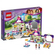 LEGO 41320 Friends Heartlake Frozen Yogurt Shop 370pcs (Ages 6-12)