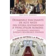Iubiri si intrigi la palat Vol.12 Doamnele fascinante de alte natii - Dan-Silviu Boerescu