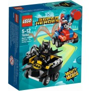 Mighty Micros: Batman vs Harley Quinn Lego