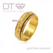 Fashion IV (24K) karikagyűrű