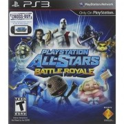 Playstation All-Stars Battle Royale - Ps3 - Unissex
