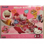 JUCARIE SET CASUTA HELLO KITTY