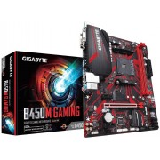 Gigabyte B450M GAMING placa base Zócalo AM4 AMD B450 Micro ATX
