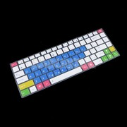 ELECTROPRIME® Rubber Keyboard Cover Skin Notebook Protector for ASUS U80 Laptop#6